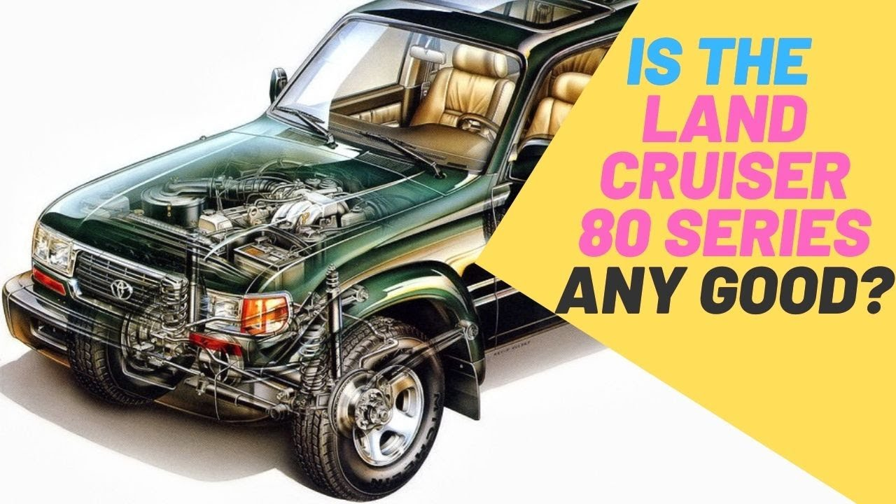 Download 1991-1997 Land Cruiser Buyer's Guide (FJ80 FZJ80 common problems, specs, engines)
