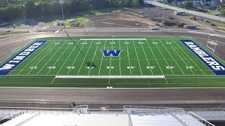 Windber Stadium - Time Lapse