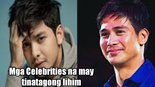 Sila raw ay nagtatago sa kanilang pagkatao | Gay Celebrities