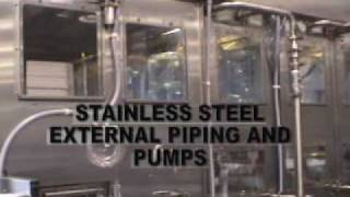 Steelhead 600 BPH Bottling System