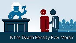 A Pena de Morte Nunca é Válida?