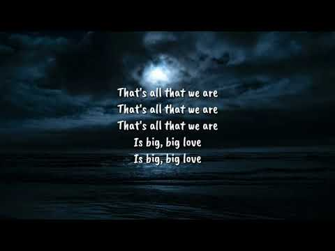 The Black Eyed Peas - BIG LOVE - Lyrics [ Official Song ] Lyrics / Lyrics Video
