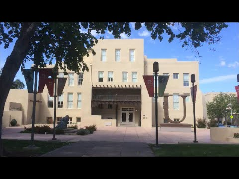 University of New Mexico Campus Video Tour