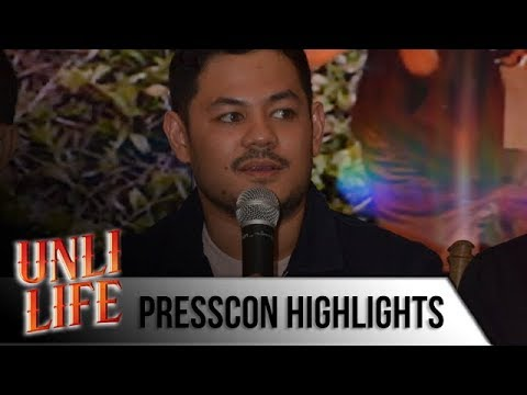 Unli Life Presscon Highlights Direk Miko Livelo Reveals The Inspiration Behind The Movie Unli Life
