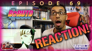 BORUTO EP. 69 REACTION + REVIEW!! | The REALEST OF LESSONS FROM ANIME TO YOU