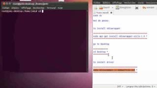 how to install clé wifi on ubuntu