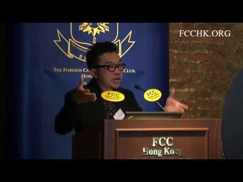 2015.5.27 - Pavin Chachavalpongpun (Topic: Coup, King, Crisis: What's Next for Thailand?)