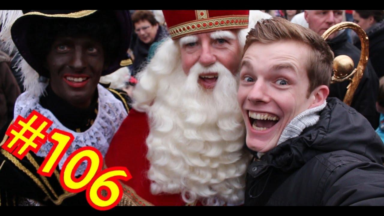 Sinterklaas En Zwarte Piet Trollen Enzoknol Vlog 106