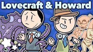 Lovecraft & Howard - Pulp! Weird Tales - Extra Sci Fi