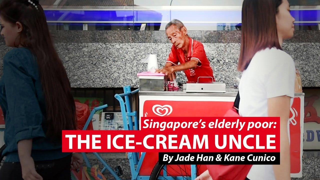 The Ice-cream Uncle | Singapore's Elderly Poor