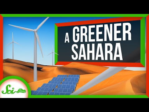 How Green Energy Could Bring More Rain to Africa
