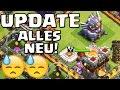 UPDATE - ALLES NEU! || CLASH OF CLANS || Let's Play CoC [Deutsch/German HD+]