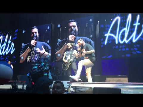 [LIVE] A Day To Remember - Since U Been Gone