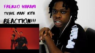 Frenzo Harami - Tujhe Maaf Kiya (Resident Evil) [Music Video] REACTION!!!