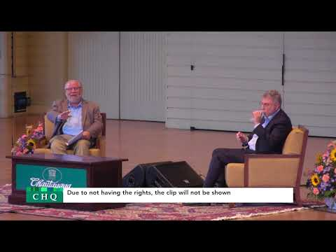 Marty Baron in conversation with Eric Newton
