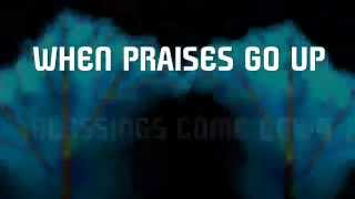 When Praises Go Up (lyric video) - TDG (@TDGofficial)