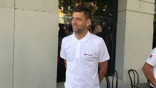 Krajinović za SK: Janko Veruje, Spreman Sam za Velika Dela   SPORT KLUB TENIS