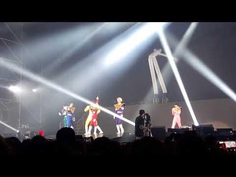 20180401 Super Junior World Tour Super Show 7 in Taipei Power Ranger