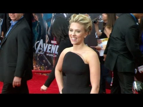 The Avengers world premiere highlights from the red carpet in Hollywood