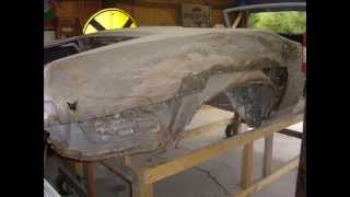 Copy of 68 Pontiac GTO Restoration