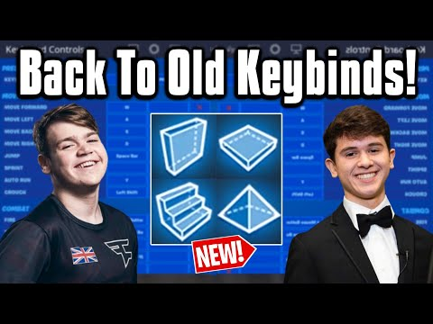 Why Mongraal & Bugha CHANGED Their Keybinds! - Fortnite Battle Royale