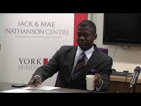 "Ekow Yankah on ""Franchise as Political Obligation: What We Owe Others - Foreigners and Immigrants"""