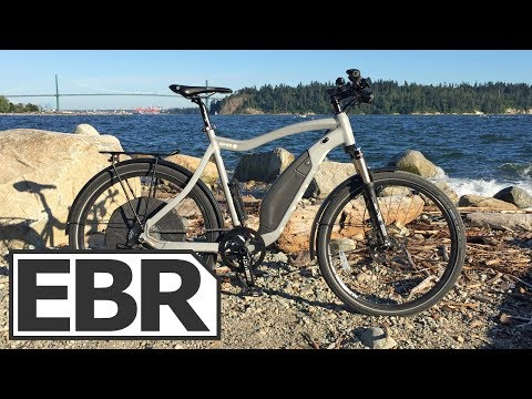 OHM Urban Video Review - Silent, Fast, Commuter Ebike