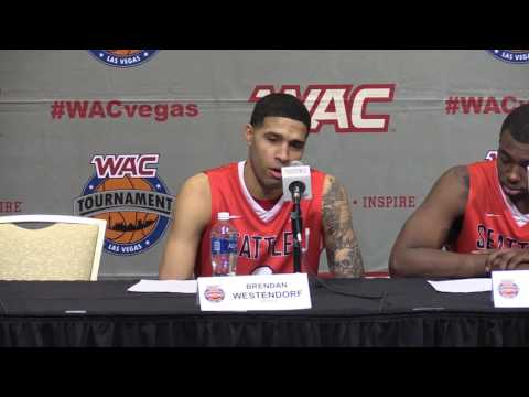 MBB | WAC Tournament First Round Highlights