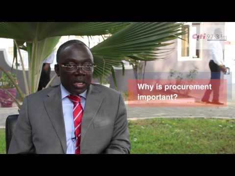 Citi Simplified: Procurement and national development explained