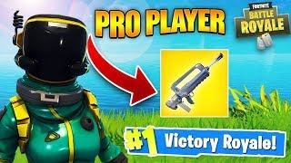 NEW ASSAULT RIFLE + NEW HAZARD AGENT AND TOXIC TROOPER SKINS - Fortnite Battle Royale - PRO PLAYER!!