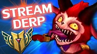 ♥ MASTERY ZERO - Stream Derp #184