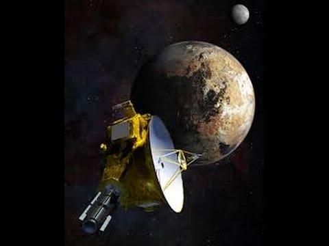 NASA - New Horizons Mission To Pluto
