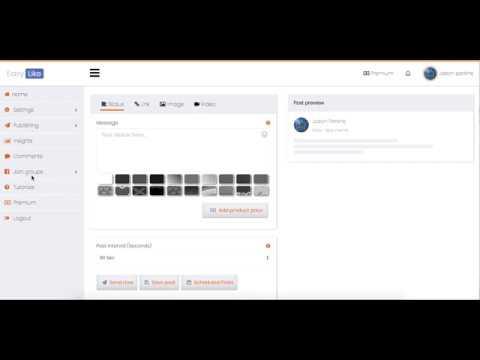 Auto-join facebook groups | Easylike.co.uk