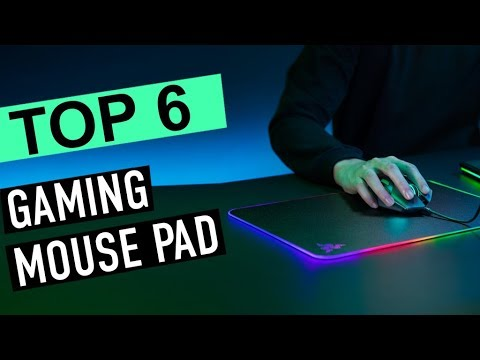 BEST GAMING MOUSE PAD! (2020)