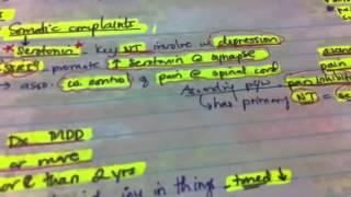 Video on Major Depressive Disorder