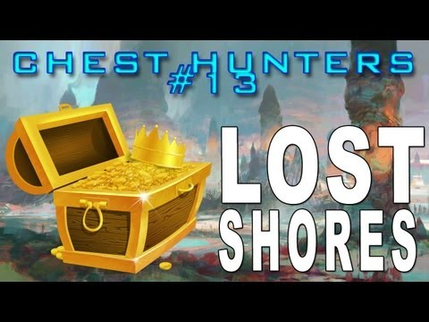 CHEST HUNTERS #13