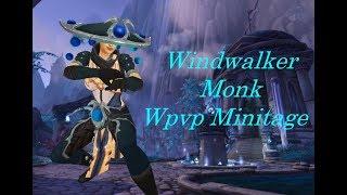 WINDWALKER MONK WPVP MONTAGE - World of Warcraft 7.3