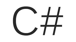 Уроки C#. Структура программы. [Урок 2]