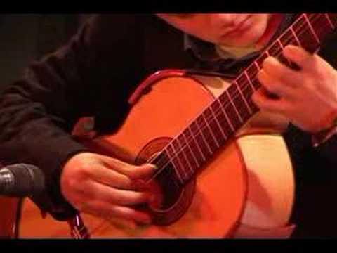 CANTIGAS DE SANTA MARIA - Flavio Sala, Guitar