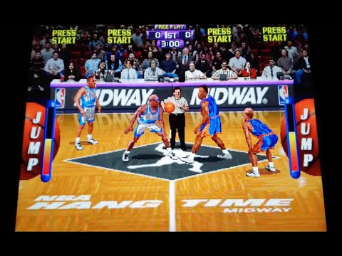 Arcade1Up NBA JAM Retro Gaming Cabinet Review from Wannabe Boomer