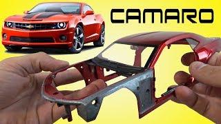 Обзор МАШИНКИ Chevrolet Camaro 2006 год