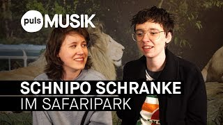 Schnipo Schranke gucken Startrampe: Verballert im Safaripark