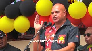 PNG's 44th Independence celebrations in Lae