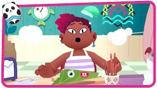 Toca Kitchen Sushi (Toca Boca) - Play Fun Cooking Kitchen Games for Kids and Children
