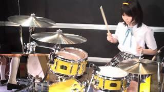 けいおん! 翼をください 叩いてみた K-ON! Tsubasa wo Kudasai (cover)