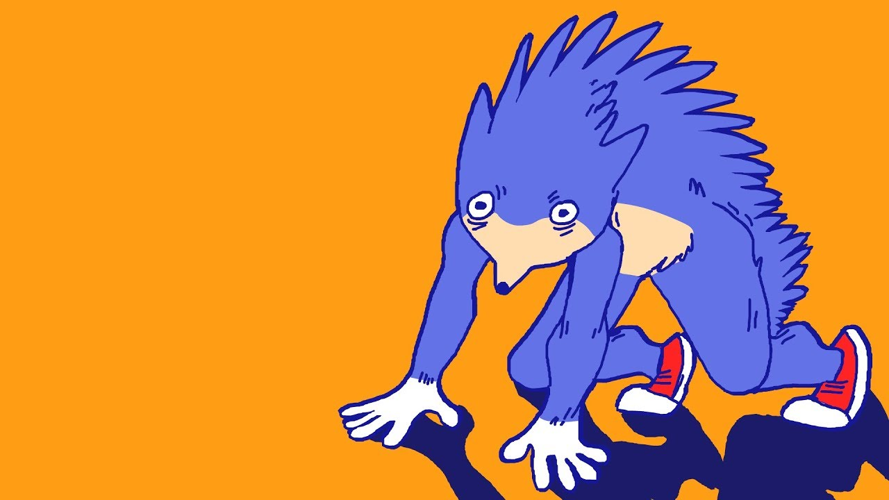 Improved Sonic The Hedgehog Trailer Animated Youtube
