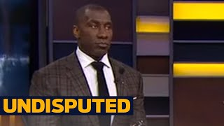 Shannon Sharpe: Lamar Jackson can clinch the Heisman this weekend | UNDISPUTED
