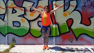 Zin 69 Moonbathon Baila Conmigo Zumba Choreo By Wendy Dance