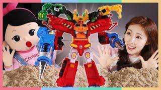 凱利的托寶兄弟 Helocabot Collection 玩具遊戲 | 凱利和玩具朋友們  | 凱利TV