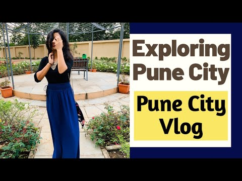 Exploring Places In Pune City | Street Shopping | Best Cafes | Pune Vlog #MyFirstVlog #PuneVlog